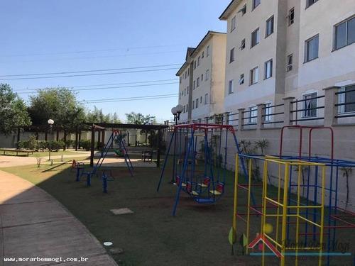 Imagem 1 de 15 de Apartamento Para Venda Em Mogi Das Cruzes, Vila Bella Flor, 2 Dormitórios, 1 Banheiro, 1 Vaga - 3606_1-1705466