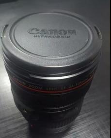 24.105 Lente Canon