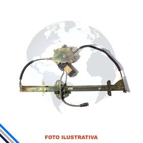 Maquina Vidro Diant Dir Eletrica Com Motor Ford Escort 90-96