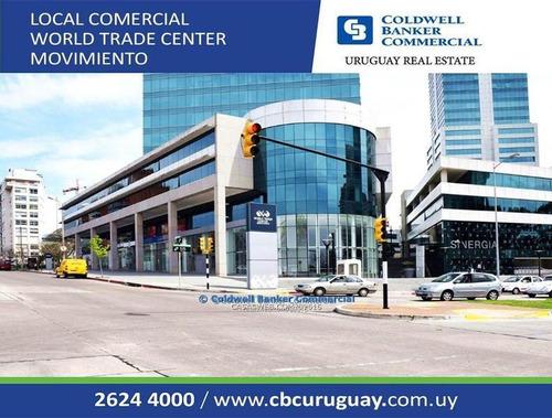 Local Comercial Wtc Pocitos Alquiler