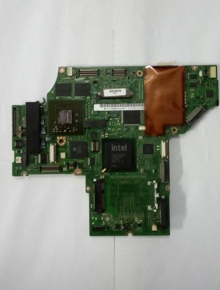 Placa Mãe Notebook Sony Mbx-170 187410212 Core 2 Duo Pmus111