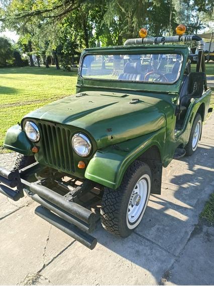 Jeep Ika Ika Corto
