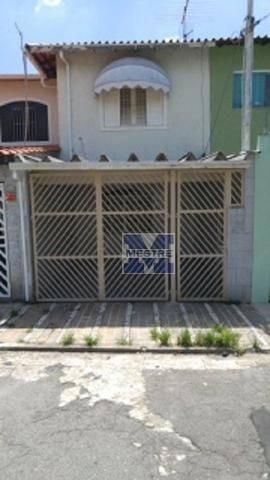 Sobrado Com 2 Dormitórios À Venda, 92 M² Por R$ 365.000,00 - Jardim Santa Mena - Guarulhos/sp - So0409