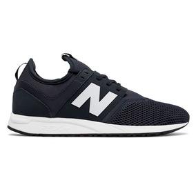 Tênis New Balance 247 Azul Marinho / Branco Original