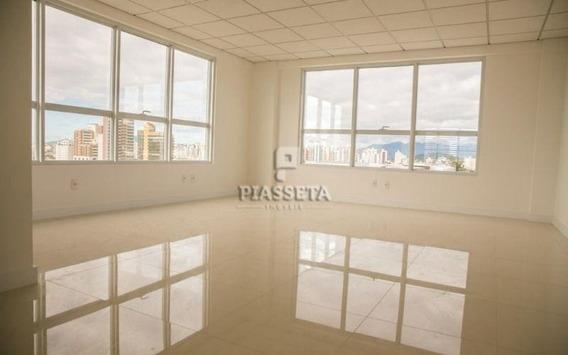 Sala Comercial Para Locação, Barreiros, São José - . - Sa0003