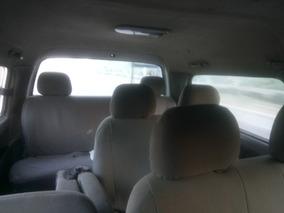 Vinivan Hyundai H1 Plateada