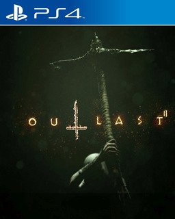 Outlast 2 Ps4 Udo