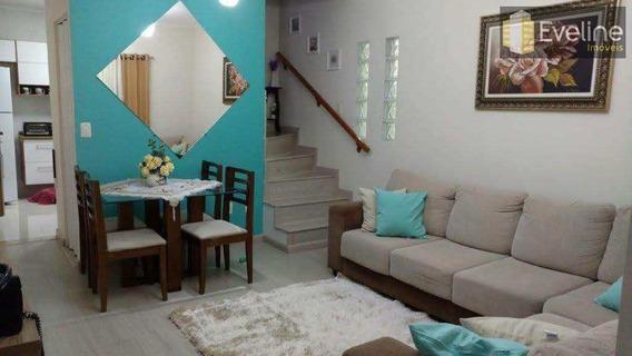 Casa De Condomínio A Venda - Residencial Jardins - Mogi Moderno - V761