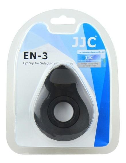 Ocular De Borracha Jjc En3 P/ Nikon D5300 / D5500 / D3400
