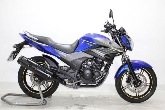 Yamaha Fazer 250 Blueflex 2017 Azul