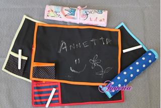 Pizzarras De Tela Souvenirs Egresaditos Cumpleaños Infantil