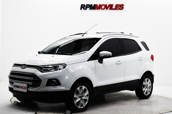 Ford Ecosport 1.6 4x2 Titanium Mt 2015 Rpm Moviles