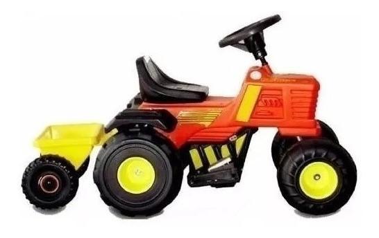 Tractor A Bateria 6v Tractorcross Rodacross Au116 Babymovil