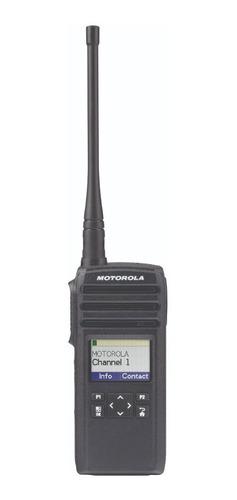 Radio Profesional Portátil Motorola Dtr 720