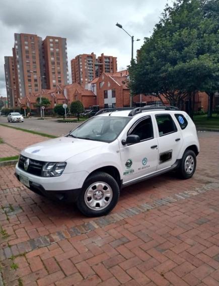 Vendo Económica Y Bonita Camioneta Duster Publica