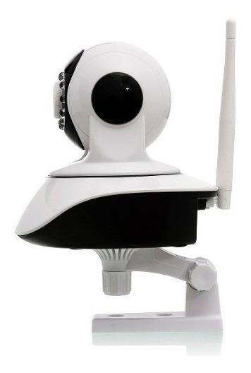 Babá Eletrônica Com Câmera Monitore Dia E Noite Pelo Celular