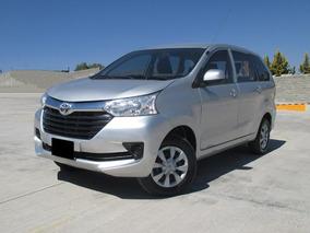 Toyota Avanza 2016 1.5 Cargo Mt Plata 2015