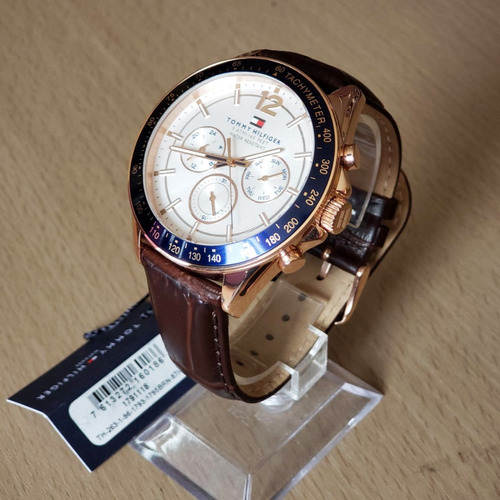 Reloj Tommy Hilfiger Luke 1791118 En Stock Original Garantía