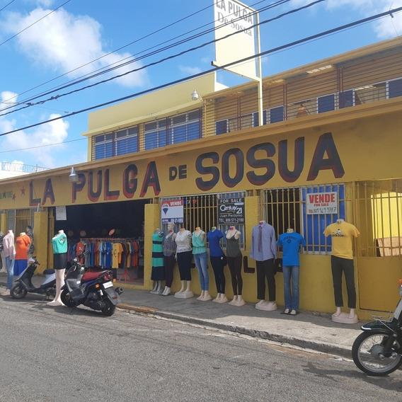Local Comercial, Negocio, Casa En Sosua