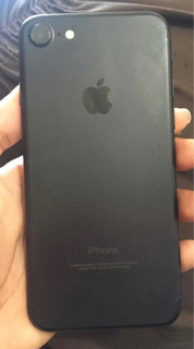 iPhone 7 - 32 Gb - Preto Fosco