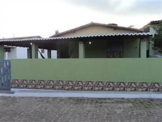Casa Em Praia De Barreta, Nísia Floresta/rn De 180m² 2 Quartos À Venda Por R$ 140.000,00 - Ca375614