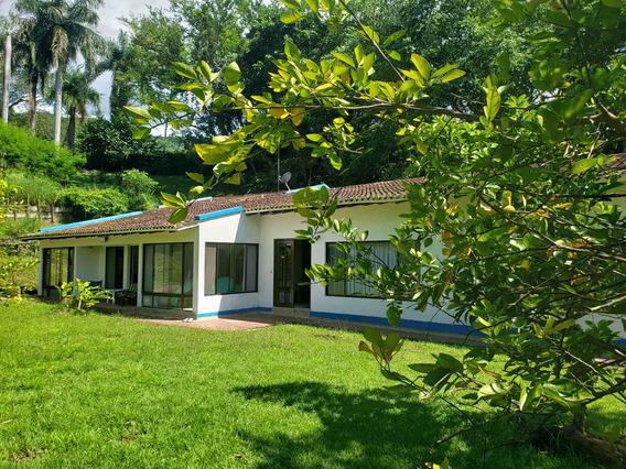 Casa Campestre En Villeta - Condominio