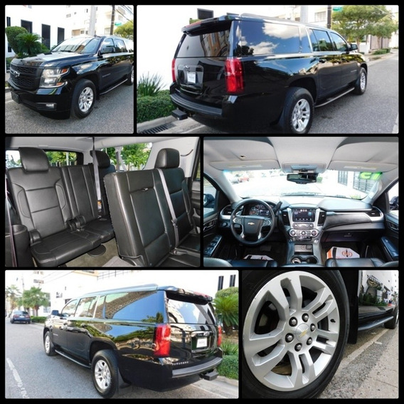 Chevrolet Suburban Lt 4x4 Americana