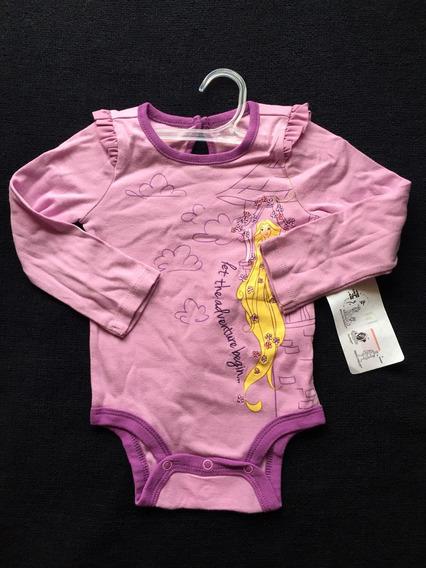Body Rapunzel Disney Baby Tam 18meses