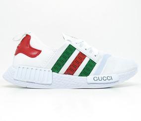 Tênis adidas Gucci Branco