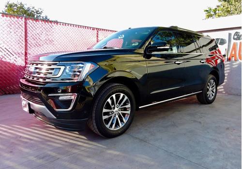 Ford Expedition Max Limited 2018 Factura Original, Tomo Auto
