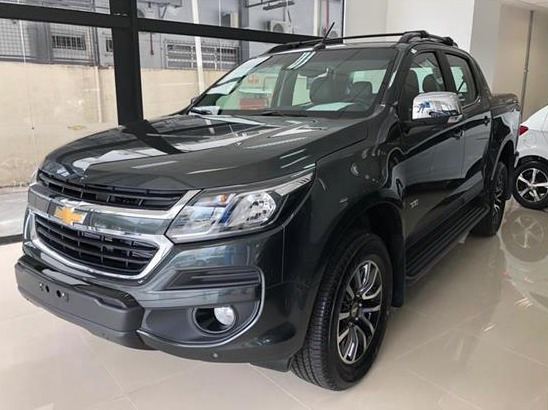 Gm-chevrolet S10 High Country 2020 2.8 0km