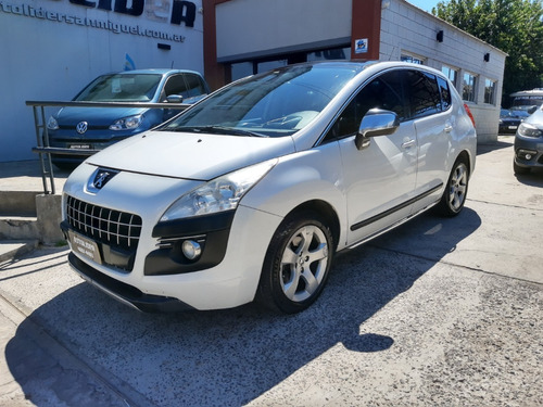 Peugeot 3008 Feline Tiptronic Hdi 2013 Impecable Autolider