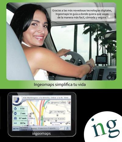 Ingeomaps Licencia Original Micro Sd