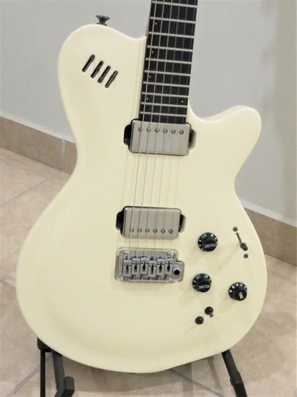 Guitarra Electrica Acustica Midi Godin Lgxt Special Edition!