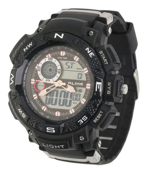Relógio Masculino Alike 1389 A Prova D