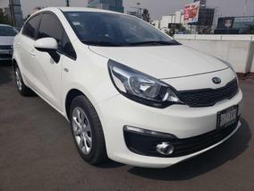 Rio 1.6 L Sedan Mt 2017