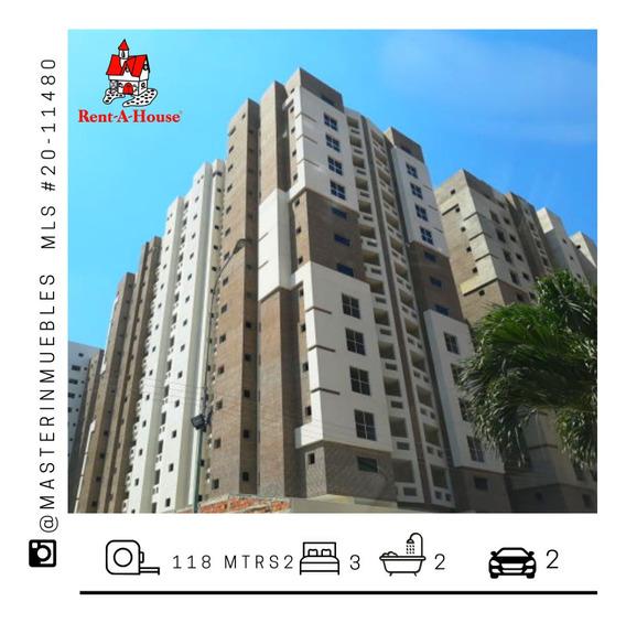 Apartamento En Venta Maracay Base Aragua Rah 20-11480 Mdf