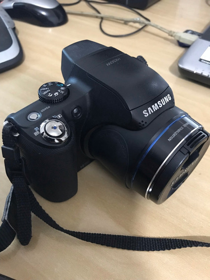 Camera Digital Semi Profissional Samsung 14mp Zoom 26x
