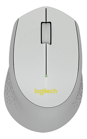 Mouse Logitech M280 Usb Wireless 2.4 Ghz Pc/ Mac Cinza