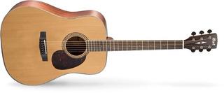 Guitarra Acústica Cort Earth 100rw Solida Palo Rosa - Cuotas