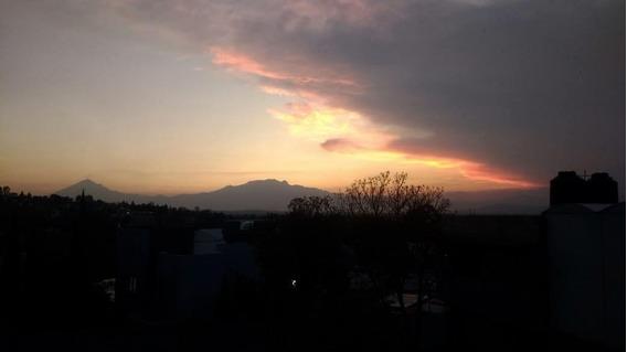 Terreno Con Espectacular Vista A Los Volcanes