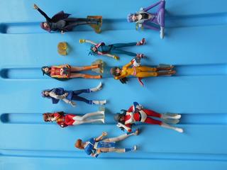 Gashapon Chicas De Anime Robots, Gundam Mazinger Manga