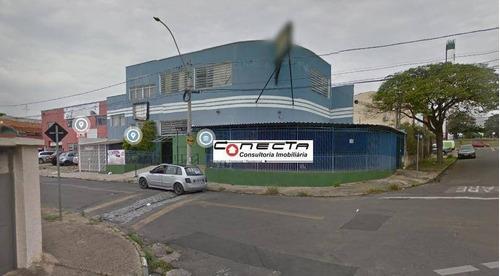 Prédio À Venda, 294 M² Por R$ 1.200.000,00 - Jardim Das Bandeiras - Campinas/sp - Pr0053