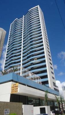 Apartamento Com 2 Dormitórios À Venda, 78 M² Por R$ 470.000 - Brisamar - João Pessoa/pb - Ap2319