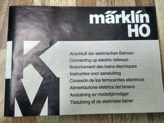 Tren De Juguete Aleman Marklin 2920
