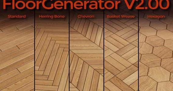 Floorgenerator+multitexture For 3sdmx