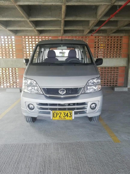 Vendo Camioneta De Trabajo Changhe Motor Susuki