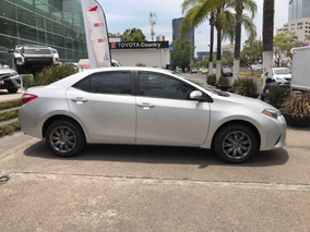Toyota Corolla 4p Base L4/1.8 Aut 2016 Crédito