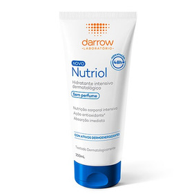Loção Hidratante Darrow Nutriol Sem Perfume 200ml