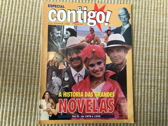 Revista Contigo 1100 Novelas De Época 1978 1995 L332